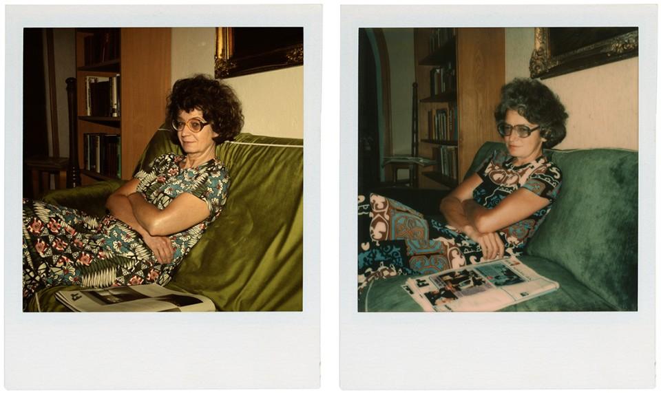 ORLY ZAILER</br> AHNEN. Neue Porträts
